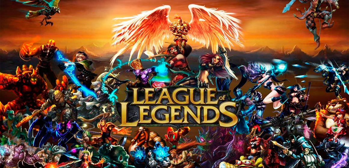registrarse en league of legends